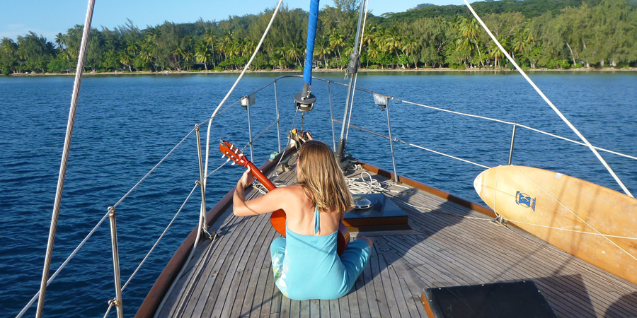 Photo of Our favorite songs for sailing: the definitive playlist