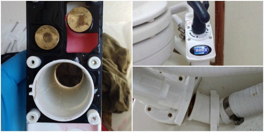 Photo of Middle Bay Sailing: Annual Marine Toilet Rebuild