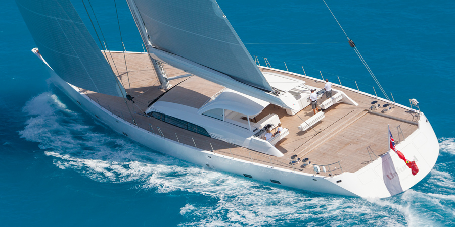 Photo of Unfurled by Vitters Shipyard is the world most beautiful sailing yacht?