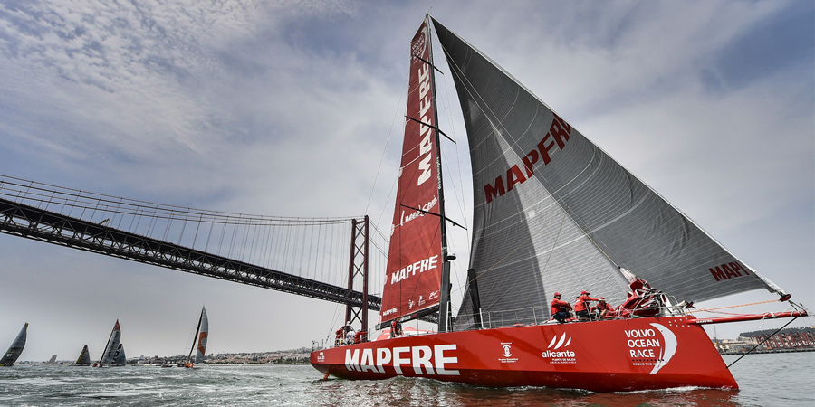 Photo of Lisbon gives double boost to Volvo Ocean Race. VIDEO