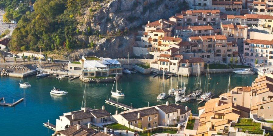Photo of SAIL UNIVERSE CHOICE. Why we love Portopiccolo harbour in Italy
