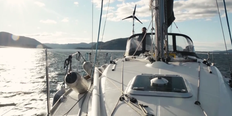 Photo of Sailing in Stavanger, a North European adventure. VIDEO