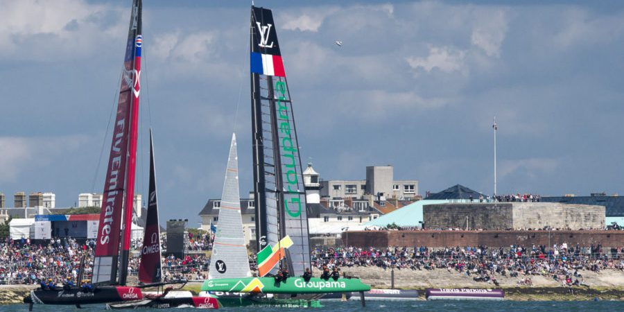 Photo of The America's Cup returns to Portsmouth, where it all began!