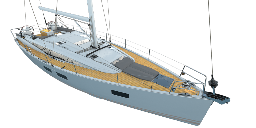 Photo of A sailboat in pictures: the new Jeanneau 51