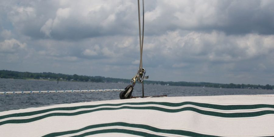 Photo of Middle Bay Sailing: Sheet-To-Tiller Steering