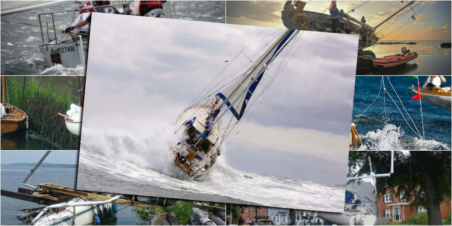"""Photo of The world of sailing in the """"twilight zone""""… An incredible photogallery"""
