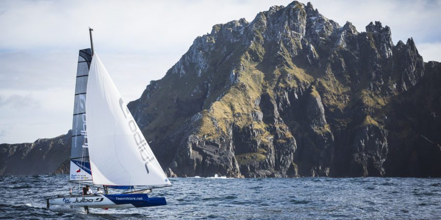 Photo of Foiling Cape Horn: the film of Franck Cammas rounding Cape Horn in a flying catamaran