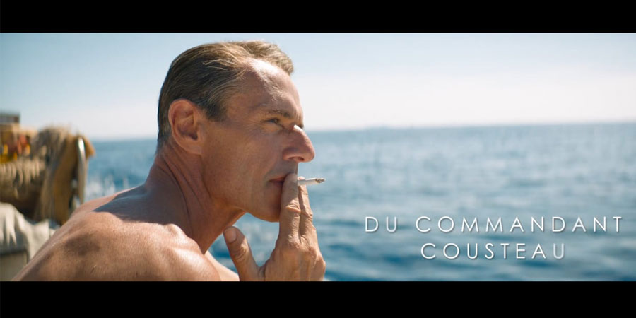 "Photo of ""The Odyssey"", a new movie about the life of Jacques Cousteau. TRAILER"