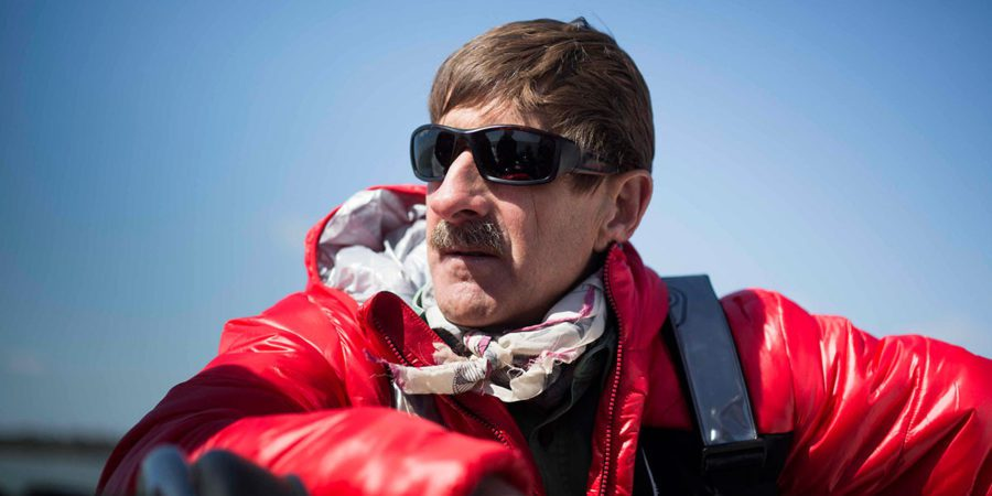 Photo of Four-time Volvo Ocean Race legend Skip Novak gives us an incredible story from down south