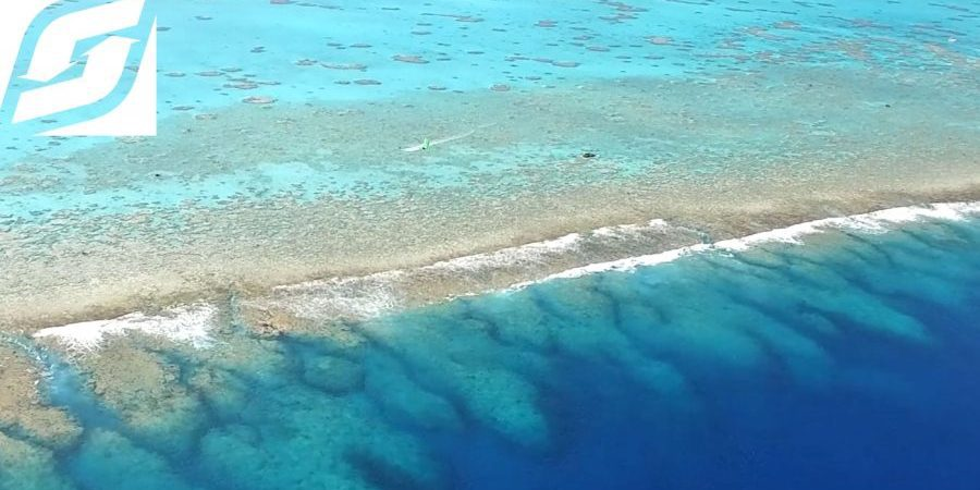 Photo of Kiteboarding the South Pacific – Marc Jacobs drone action! VIDEO