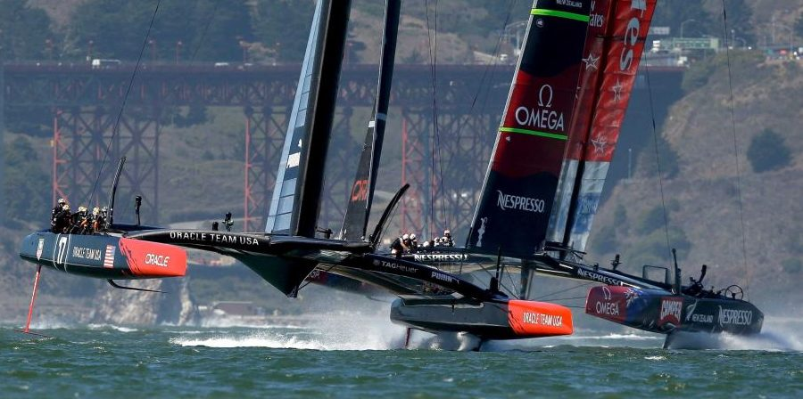 Photo of America's Cup 2013: The Comeback before the Comeback…