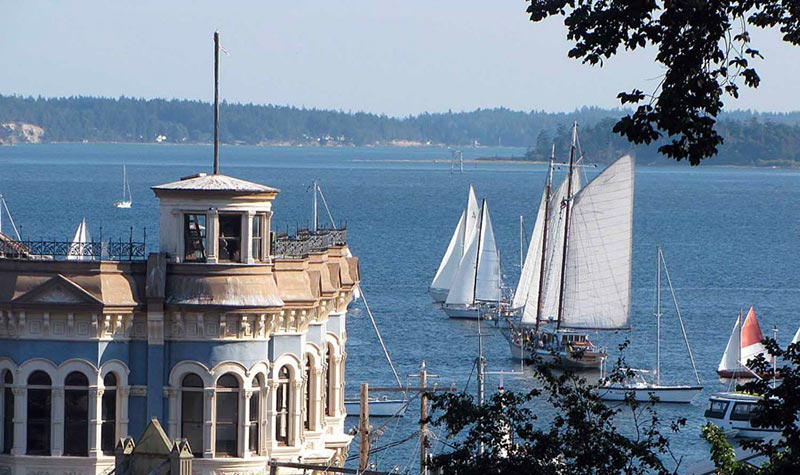 port-townsend Sailing Adventures