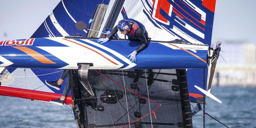Photo of Red Bull Foiling Worlds: New Zealand made sailing history in Newport