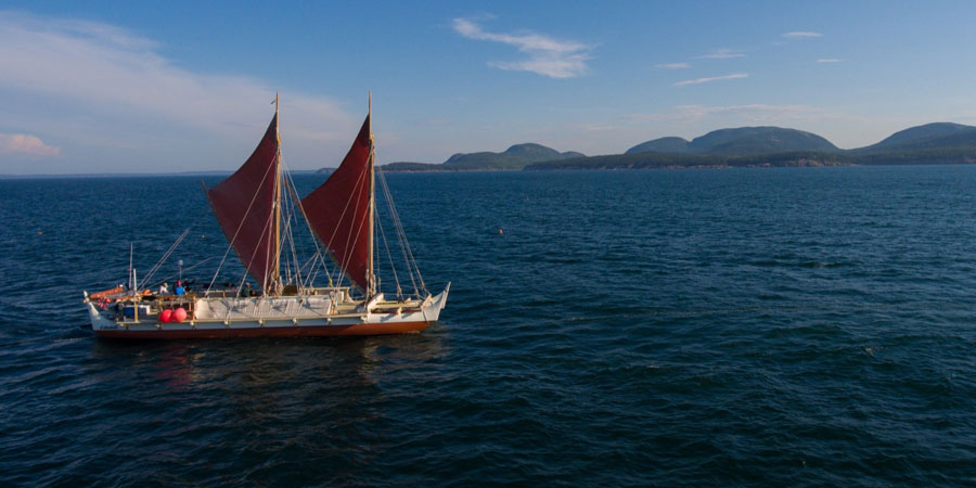 Photo of The Hokulea Voyage: Sailing the Globe Using Nothing but Nature