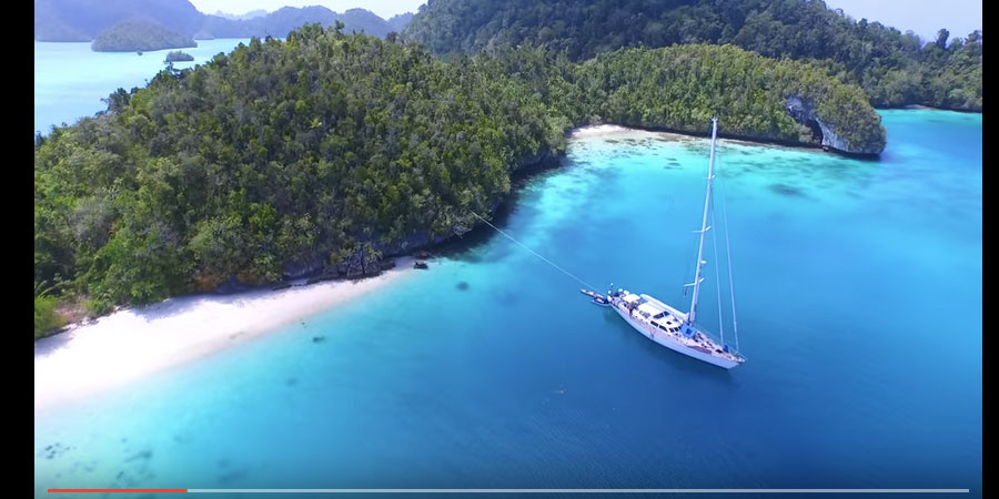 "Photo of Kamana 2011-2016: this is the definitive ""sailing around the world"" video"