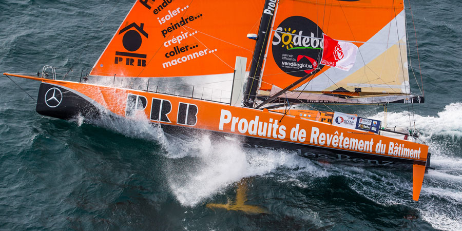 Photo of Another accident at Vendée Globe: Vincent Riou forced to Retire