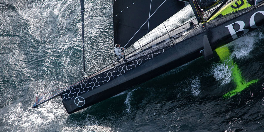 Photo of Vendée Globe Grand Finale: Thomson smashes 24-hour distance record!