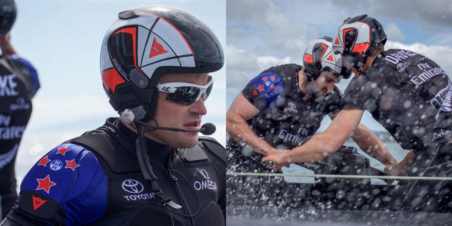 Photo of Emirates Team New Zealand and Dainese Group Revolutionize Sailing Safety