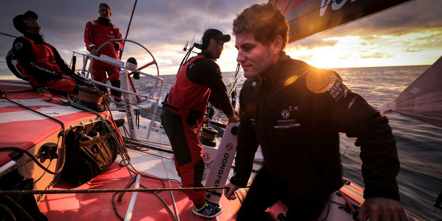 Photo of China is back in the Volvo Ocean Race as Dongfeng announce return in 2017-18
