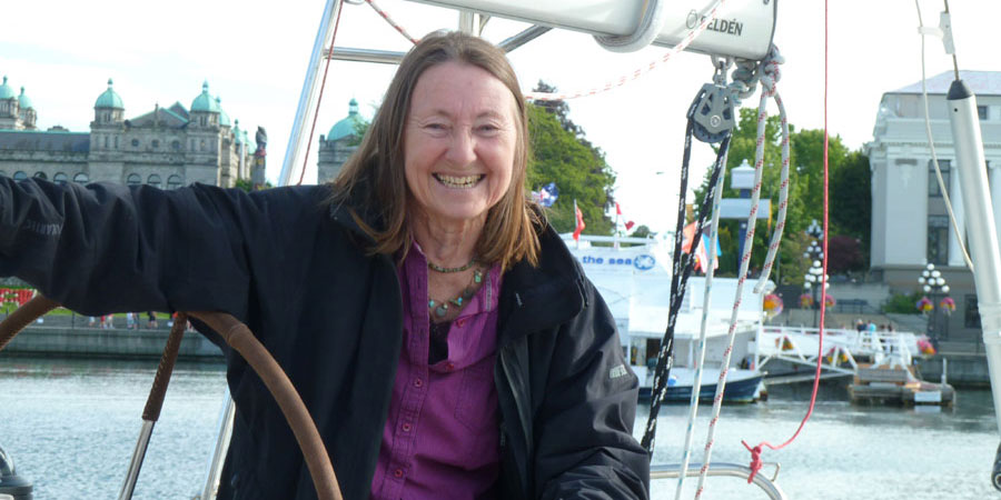 Photo of Oh no! Damages force Jeanne Socrates to abandon second attempt at sailing record