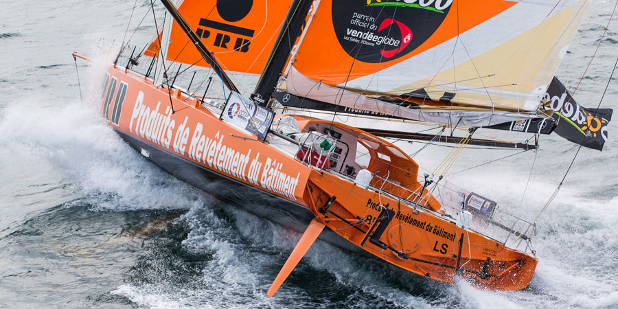 Photo of Alex Thomson set the record from Les Sables d'Olonne to the Equator. And now?