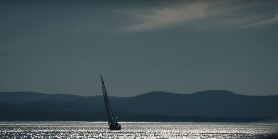 Photo of Hard Ship. Three paralyzed men take up one of sailing's most grueling challenges in Alaska