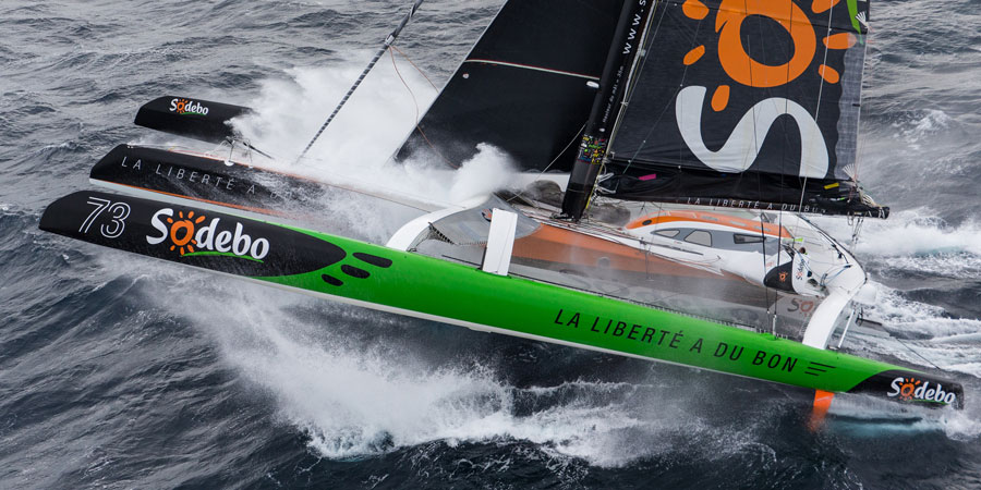 Photo of Thomas Coville: the sailor who secretly wants to break the record around the world