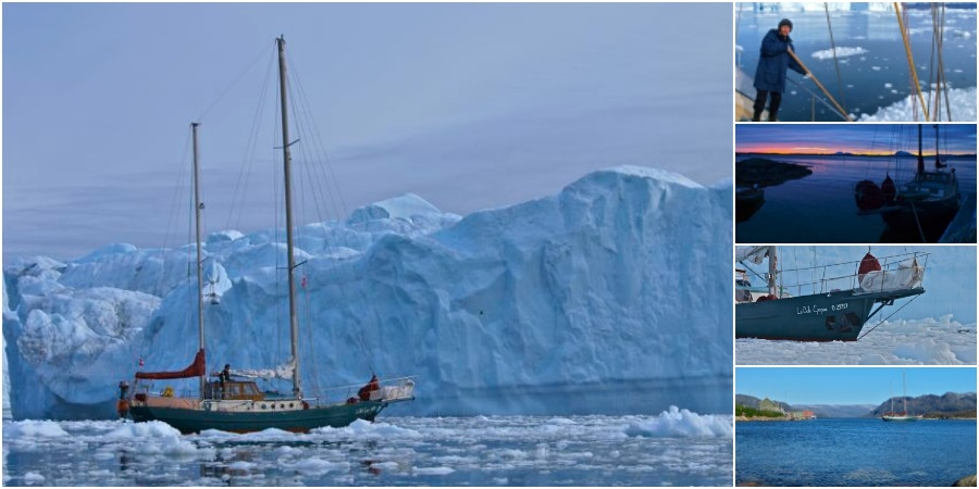Photo of Sailing the Northwest Passage… to find the way through the Arctic into the Pacific