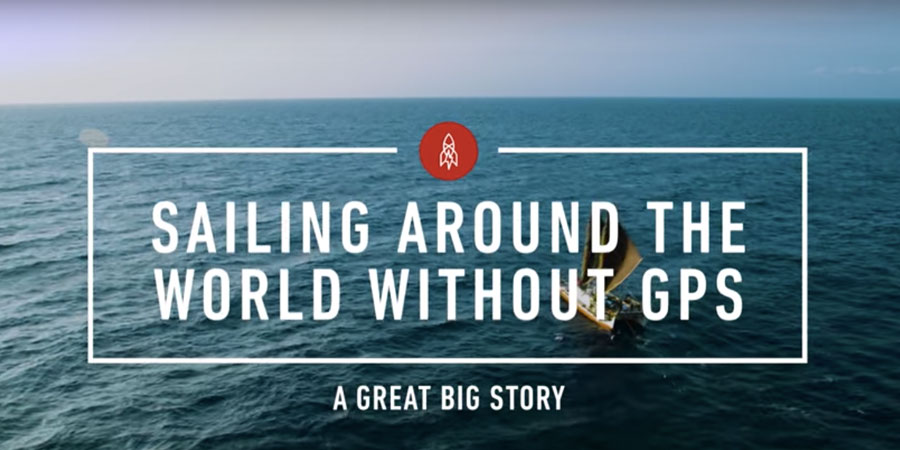 Photo of Sun, Stars, Swells: Sailing the Globe Using Nothing but Nature
