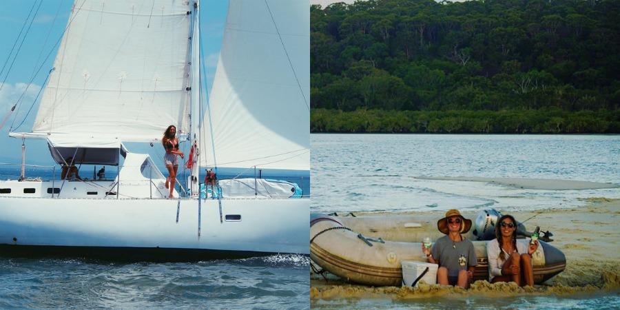 Photo of Sailing Nandji – Ep 18, Lady Musgrave Island… Part One