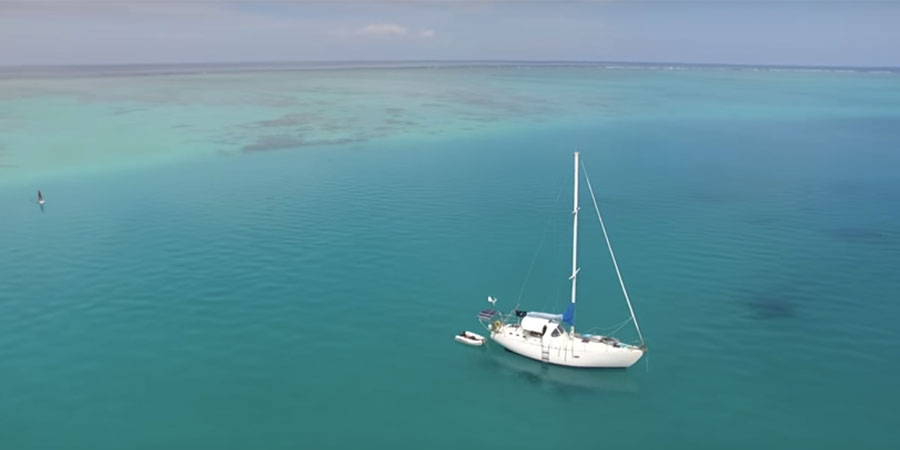 Photo of Sailing Nandji – Fitzroy Reef, Lagoon living on the Great Barrier Reef