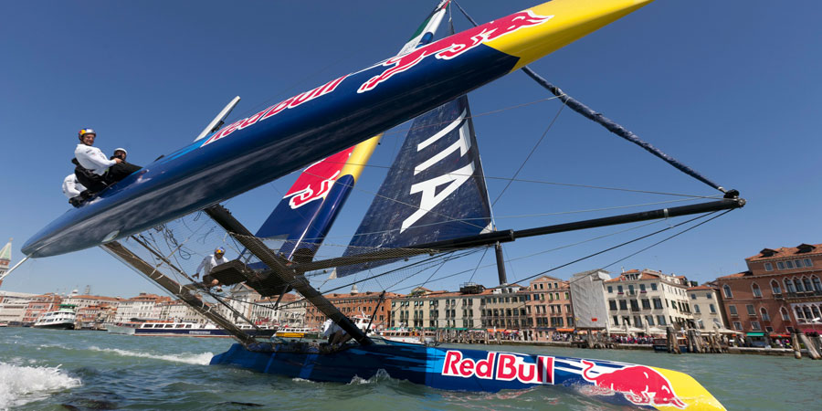 Photo of Red Bull Youth America's Cup field set for June with cutting edge catamarans