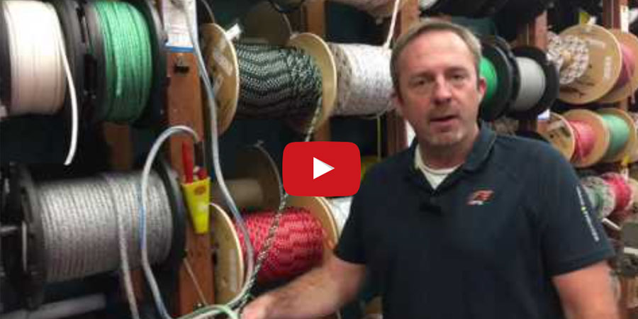 Photo of How to Choose Line for Cruising Sailboats. VIDEO
