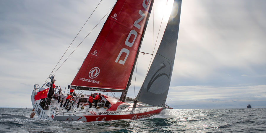 Photo of Dongfeng Race Team is back on the Water: a Stunning Drone footage