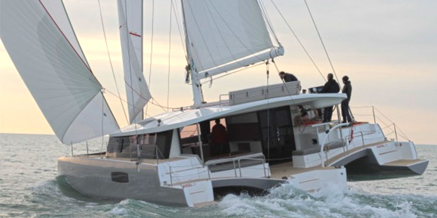 Photo of Discovering the Neel 51, a blue-water trimaran ideal for family cruising