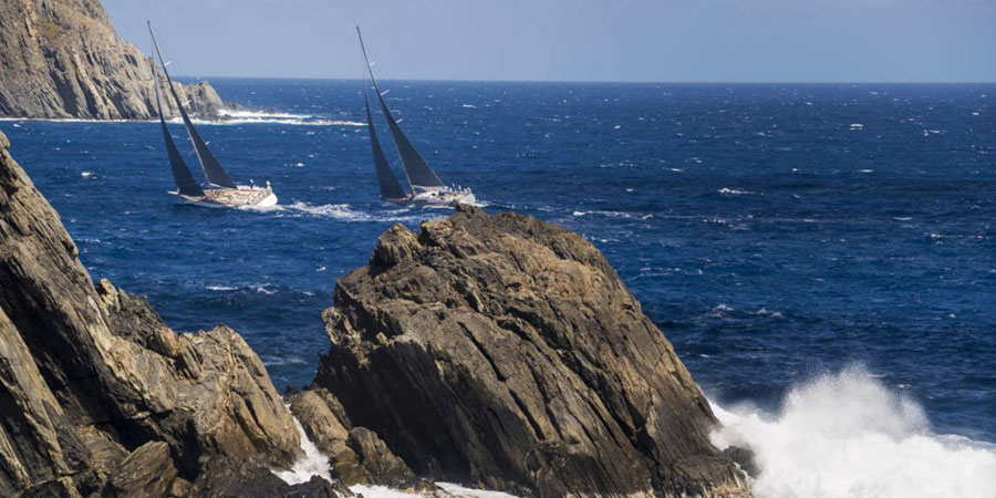 Photo of A video explains why the Rolex Swan Cup Caribbean is always a wonderful show