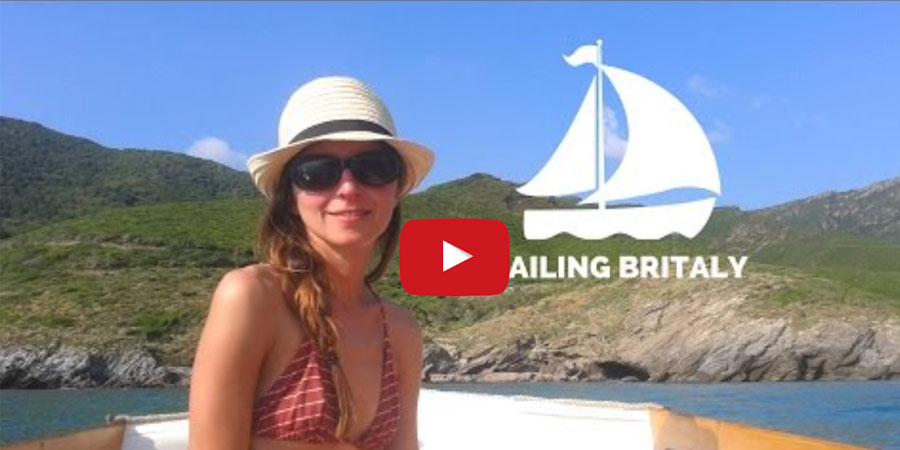 Photo of Discover Sailing Britaly: a new sailing video blog