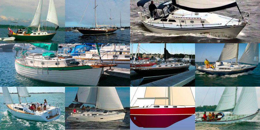 Photo of Sail Universe Choice: 10 Used Sailboats Under 40′ We Love