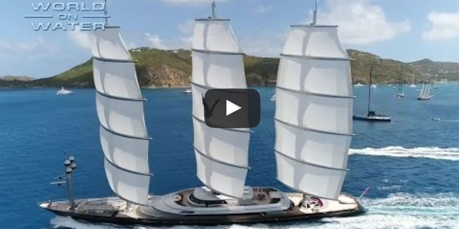 """Photo of """"World on Water"""" Global Sailing News, March 24 2017"""