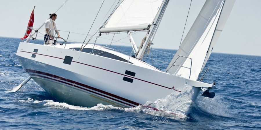 Photo of SAILBOAT REVIEWS. Azuree 41, Comfort, Elegance and Practical Solution