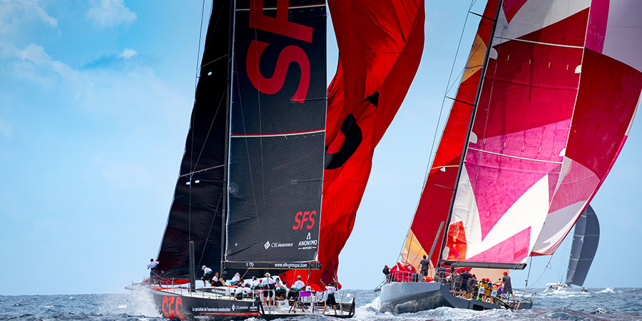 Photo of Les Voiles de St. Barth Day 1: a perfect start with consistent breeze