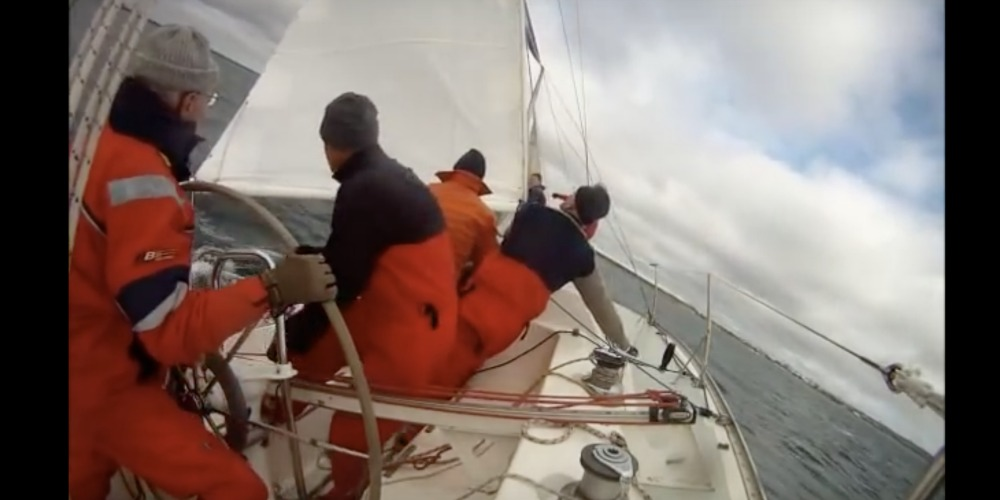 """Photo of How (and how """"NOT"""") to set your Spinnaker. VIDEOS"""