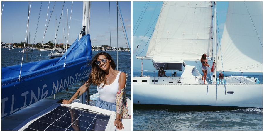 Photo of Sailing Nandji 31: Marley, Boatwork & Patreon Wins the chance to sail with us!