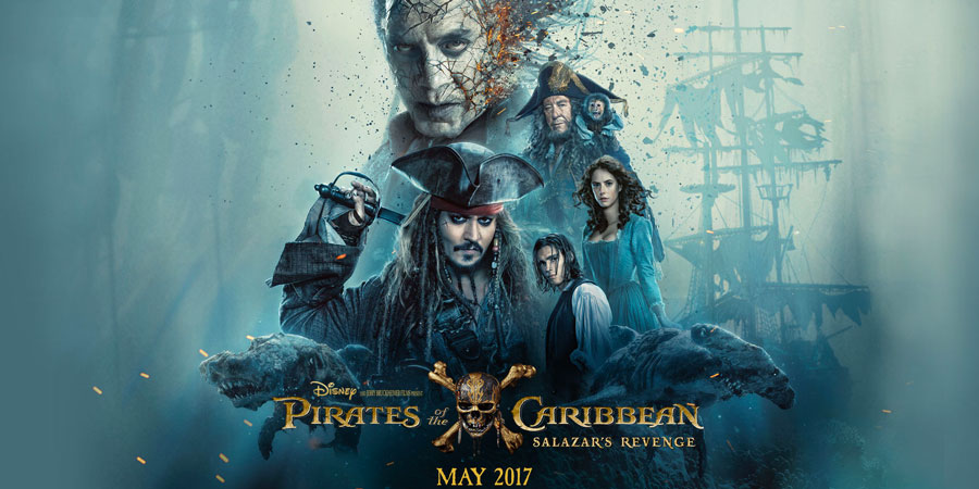 "Photo of ""Pirates of the Caribbean: Dead Men Tell No Tales"": Jack Sparrow is back"
