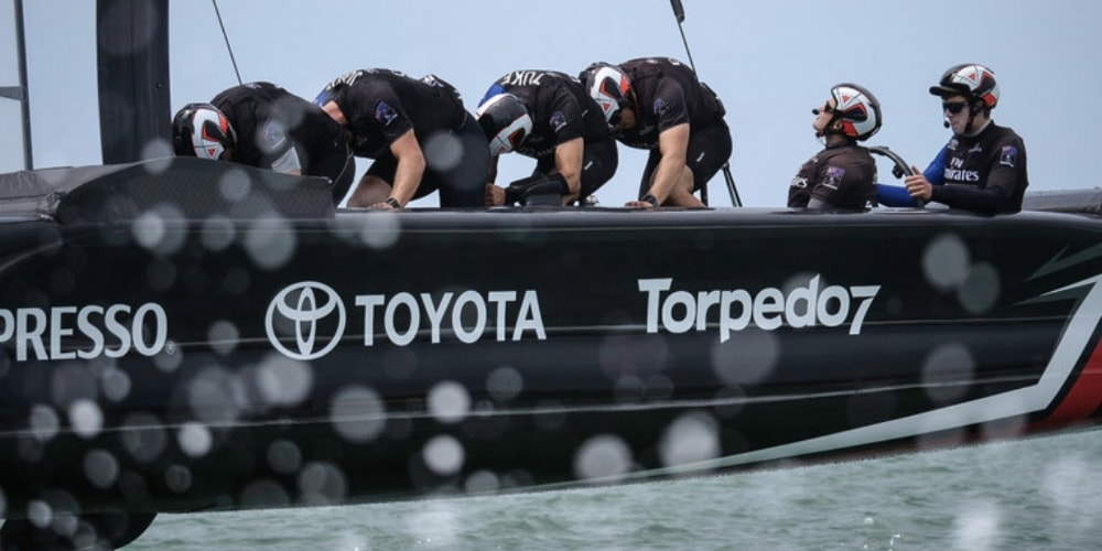 Photo of The innovation of ETNZ: is It the America's Cup or… the Tour de France?!