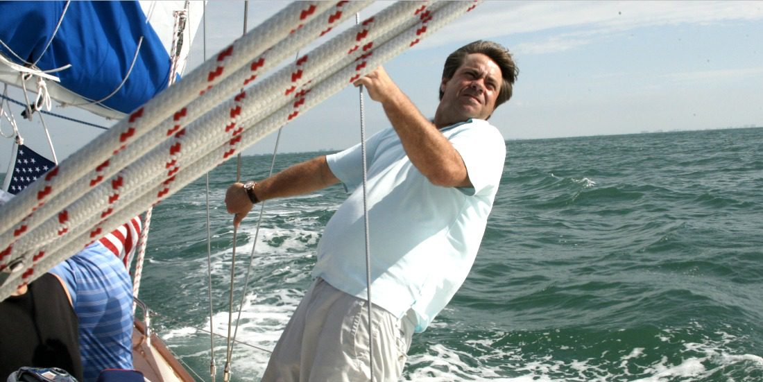 "INTERVIEW. David Cherubini: ""To build a sailboat is... a family matter"""