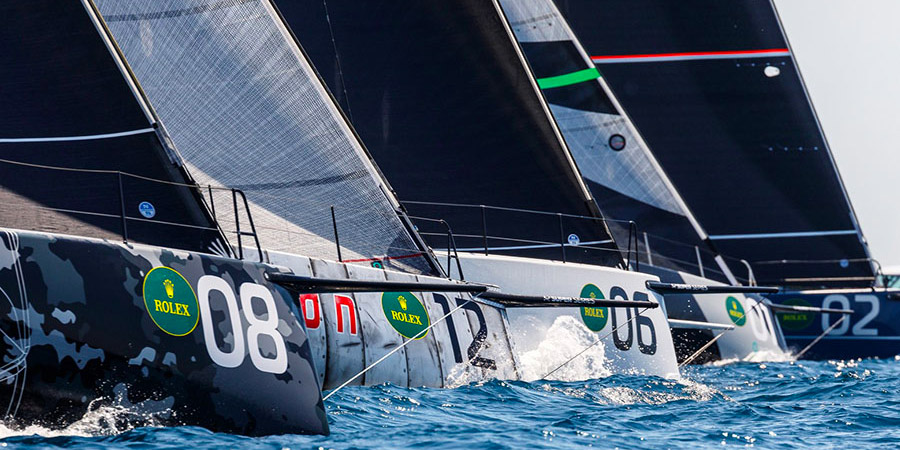 Photo of Platoon wins 2017 Rolex TP52 Worlds. GALLERY