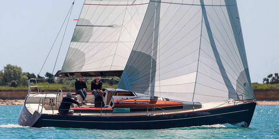 Photo of The first two Tofinou 10.c were sailing together: matter of style!