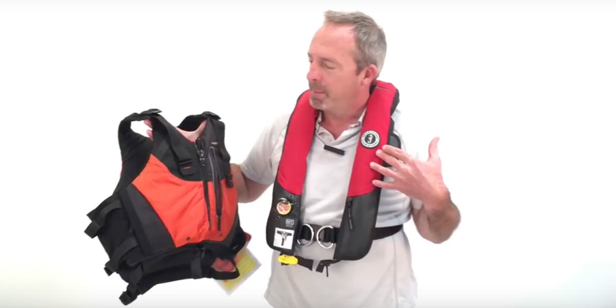 Photo of Expert Advice: Guide to Choosing an Inflatable PFD