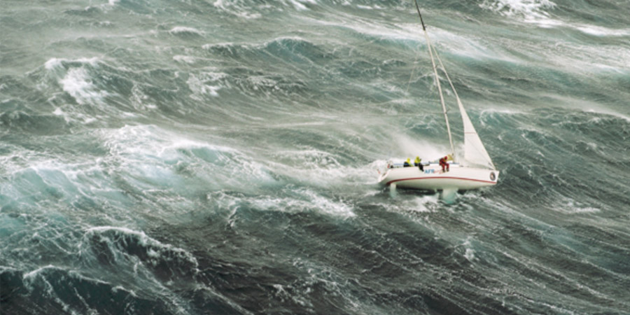 Photo of How to Sail through a Storm: Waves, Sails, Tactics